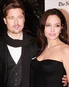Анджелина Джоли рассказала прессе, что встретила идеального мужчину