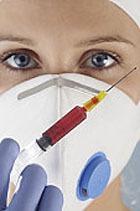 От «свиного гриппа» излечат… насекомые