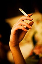 В Японии появилось кафе только для курильщиков