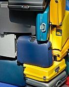 Каждый день авиакомпании теряют 10 тыс. чемоданов