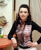 Анастасия Заворотнюк занялась написанием книг