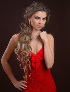 Экс-участница «ВИА Гры» - потенциальная  «Мисс Вселенная-2009»?