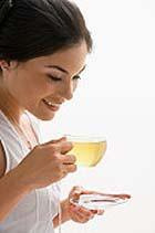 Белый чай: против старости и рака