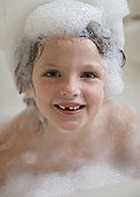 Пена для детского купания опасна для детей?