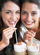 Женская дружба существует и весьма полезна для здоровья дам!