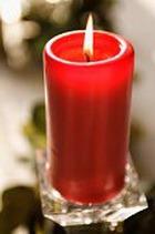 Романтические вечера при свечах провоцируют рак