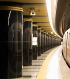 В бразильских метро появились специальные кресла для больных ожирением