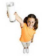 Аллергия на молоко: клин клином…