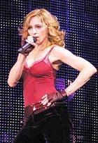 Мадонна готовится к марафонскому забегу