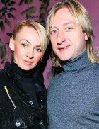 На свадьбе Плющенко – Рудковская родственников не будет