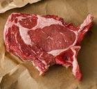 Американский художник вырубил из мяса карту США
