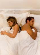 Спать с супругом опасно для здоровья