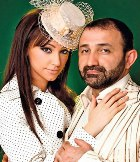 Согдиана вновь вышла замуж