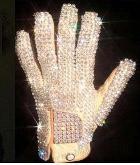 Перчатка Майкла Джексона «потянула» на 66 тысяч долларов
