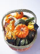 Осенняя красавица - тыква