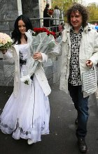 «Ранетка» вышла замуж за продюсера