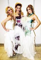 Три солистки Reflex – три невесты