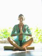 Медитация помогает больным онкологией