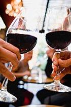 От свиного гриппа защитит красное вино