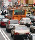 Движение транспорта в столице в праздничные дни будет ограничено
