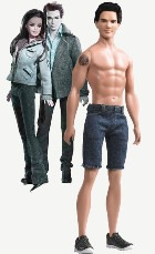 В продаже появился ещё один «сумеречный» герой - Тейлор Лаутнер
