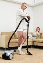Уборка дома – женская участь