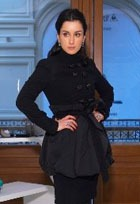 Тина Канделаки попала в ДТП в центре Москвы