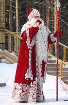 У Деда Мороза в субботу день рождения!