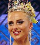 Победительница «Миссис мира – 2009» - ростовчанка Виктория Радочинская