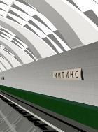 Новогодний подарок москвичам: три новых станции метро