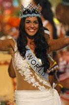 «Мисс Мира - 2009» стала красавица из Гибралтара