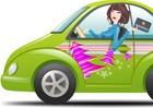 Конкурс «Даже в авто мы – леди»