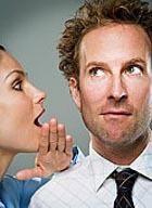 Женщины говорят втрое больше мужчин