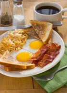 Как яйца и бекон влияют на память будущего ребенка