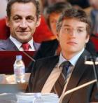 Дедушка Николя Саркози