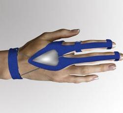 Компьютерная мышь превратилась в перчатку