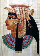 Тайна макияжа египетских цариц