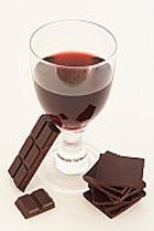Рак и ожирение зальем вином, а потом заедим шоколадом