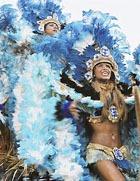 Газетчики довели до слез 7-летнюю королеву карнавала