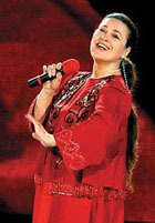 Валентина Толкунова пела на сцене в предынсультном состоянии