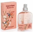 Новый вишневый аромат от L'Occitane