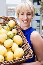 Похудеть весной поможет лимон