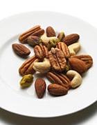Овёс, яблоки и орехи – против ожирения, за иммунитет!