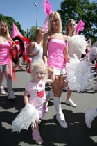 В Латвии пройдет крупнейший фестиваль блондинок