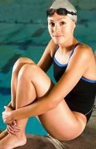 Облысеть помогут... регулярные занятия плаванием