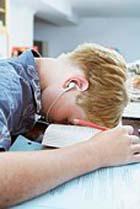 В школах научат правильно спать