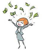 Ученые выяснили, когда счастье измеряется в деньгах