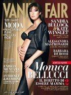 Vanity Fair и беременная Моника Белуччи