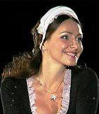 Татьяна Навка перекрасилась в брюнетку