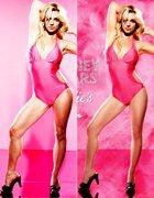 Бритни на снимках – «до» и «после» фотошопа